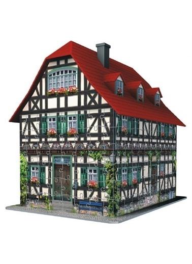 Ravensburger 3D Puzzle Çiftlik Evi 125722 Renkli